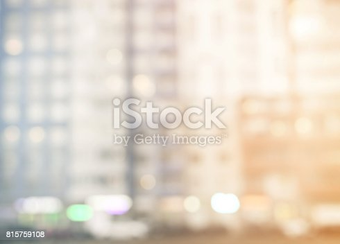 815778402 istock photo defocused city lights 815759108