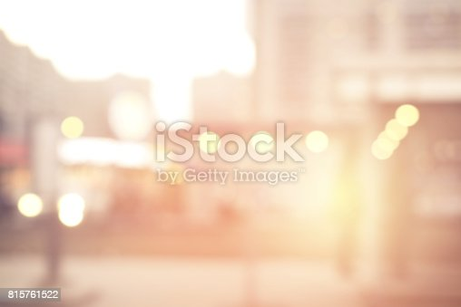 815778402 istock photo defocused city lights 815761522