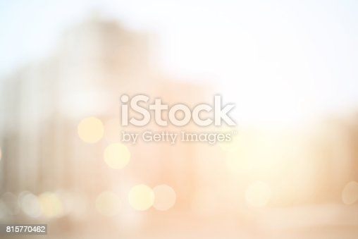 815778402 istock photo defocused city lights 815770462