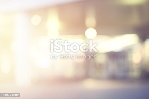 815778402 istock photo defocused city lights 815771382