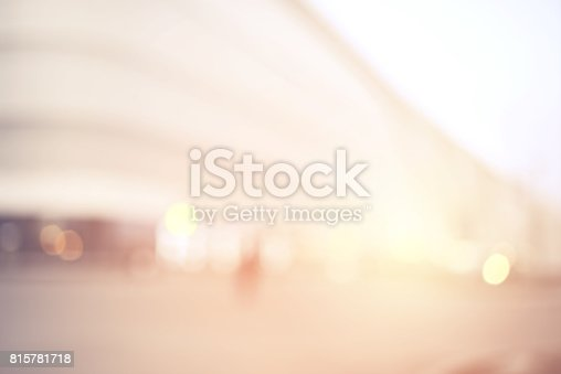 815778402 istock photo defocused city lights 815781718