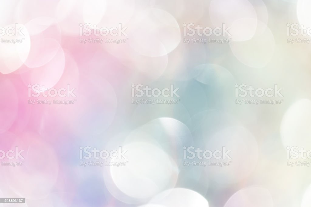 Defocused colorful lights stock photo