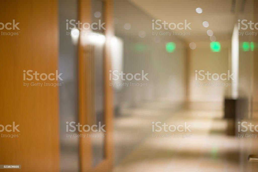 Hintergrund unscharf Corporate Office – Foto