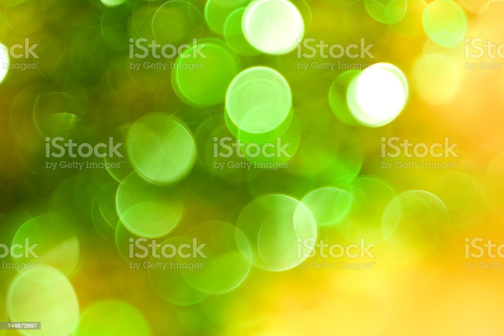 De-focused Festive background royalty-free stock photo
