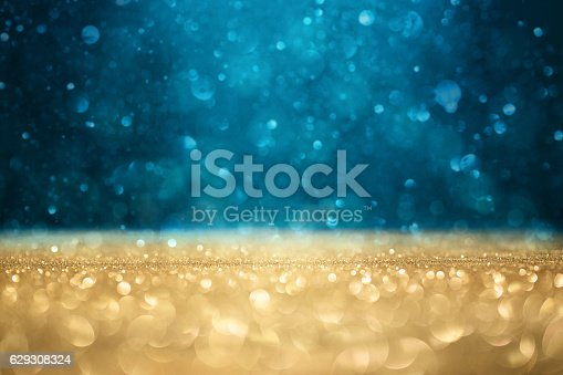 istock Defocused glitter background 629308324