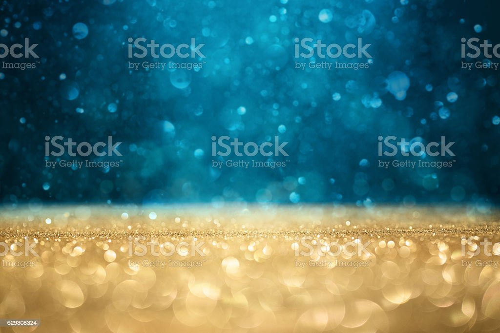 Defocused glitter background stok fotoğrafı