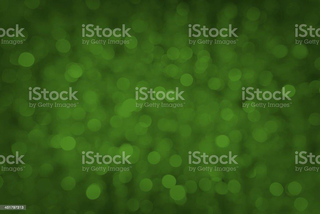 Unscharf grüne Lichter – Foto