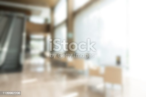 istock Defocused hospital abstract texture background for your design 1139962206