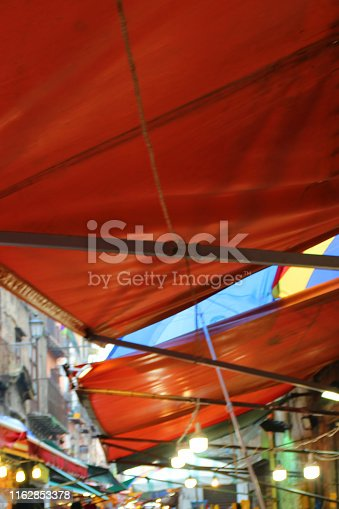Ballaro Market in Palermo