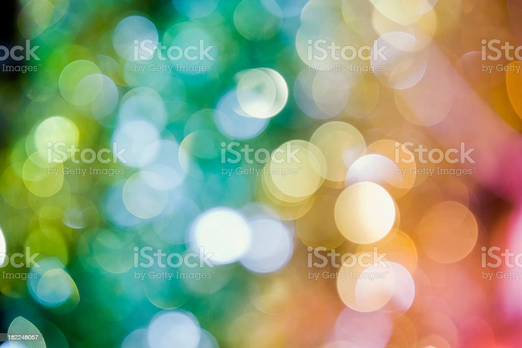 Defocused Light. Abstract Background royalty-free stock photo