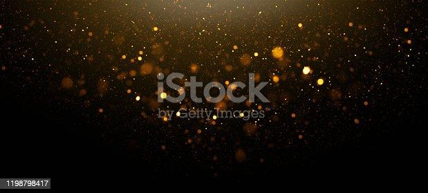 istock Defocused Lights Abstract Background 1198798417