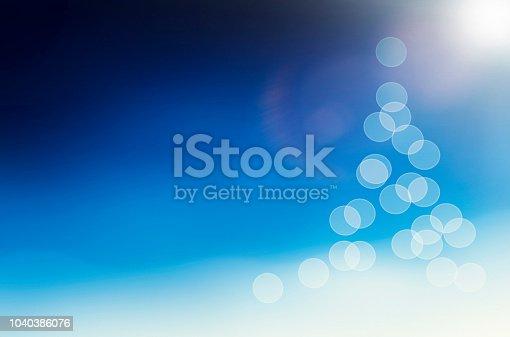 istock Defocused Lights Abstract Christmas Tree 1040386076