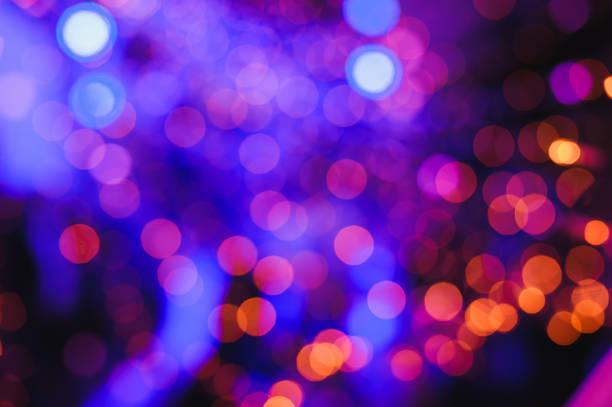 nieostry światła tło  - holiday background zdjęcia i obrazy z banku zdjęć