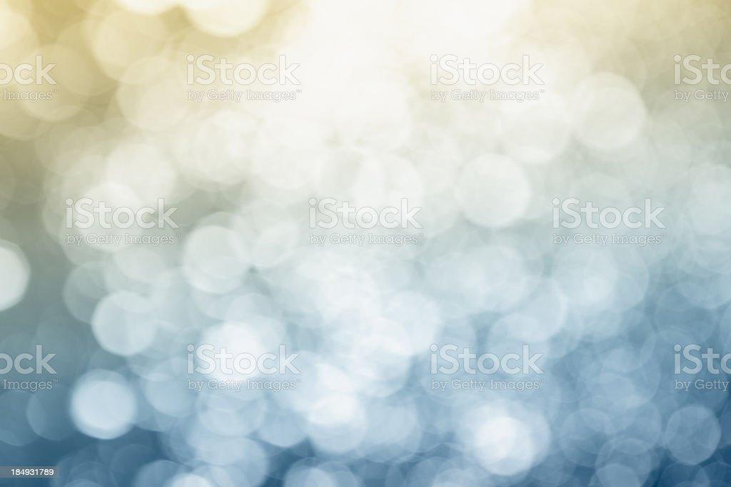 Defocused lights background VIII royalty-free stock photo