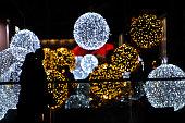 istock Defocused Lights Multicolored,Christmas Eve lights 1086341050
