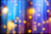 defocused, lights, backgrounds, multi colored