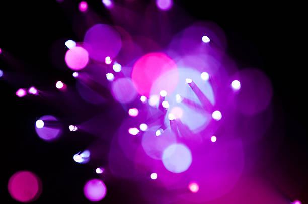 Unscharf gestellt Lichter – Foto