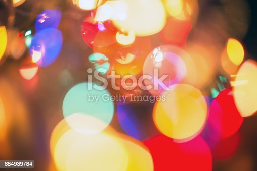 istock Defocused lights 684939784