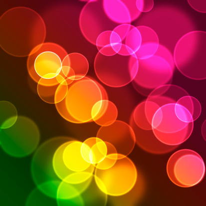 Defocused Lights Stock Photo - Download Image Now