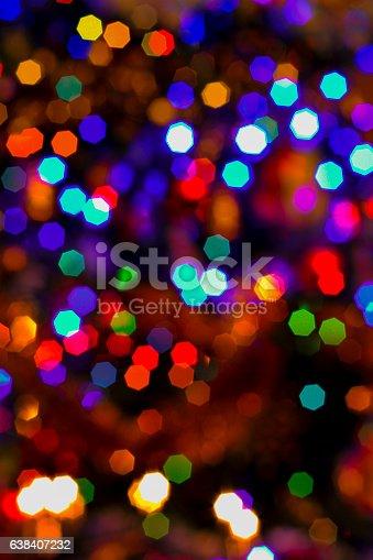 617566268istockphoto Defocused (Bokeh) Multi Colored Lights 638407232