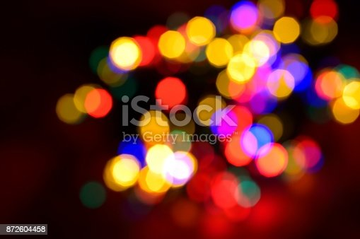 617566268 istock photo Defocused Multi Colored Lights 872604458