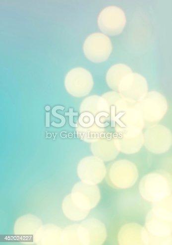 istock Defocused Natural Bokeh Vintage background with golden lights. 452024227