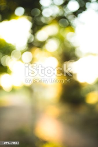 Defocused Nature Background Stock Photo & More Pictures of Abstract