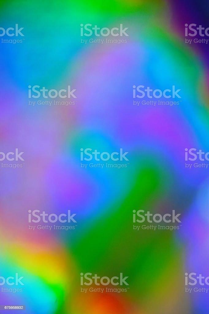 Defocused Neon Colour Background stock photo
