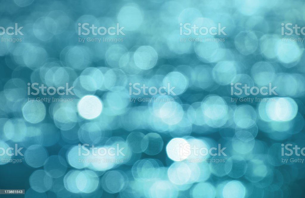 Defocused Reflections royalty-free stock photo