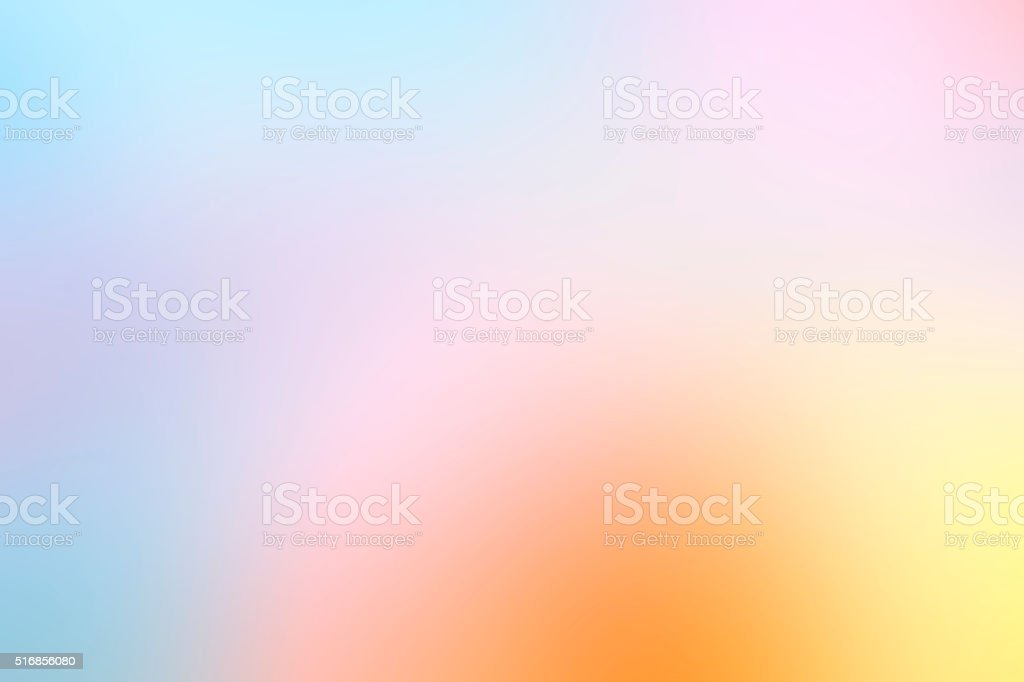 Defocused Serenity Blurred Abstract Background