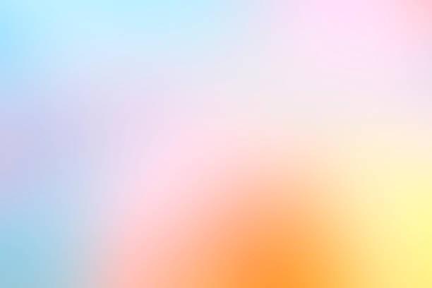 nieostry pogoda zaburzenia abstrakcyjne tło - pastelowy kolor zdjęcia i obrazy z banku zdjęć
