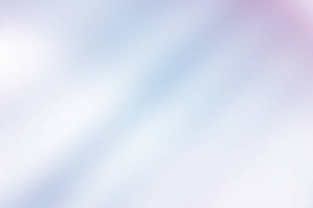 defocused serenity blurred blue purple abstract background - soft focus stock photos and pictures