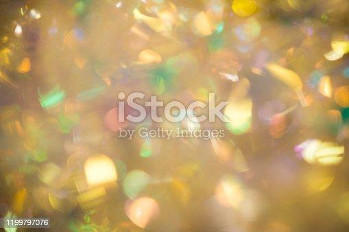 929640504 istock photo Defocused Shiny Confetti Background 1199797076