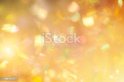 929640504 istock photo Defocused Shiny Confetti Background 1199797077