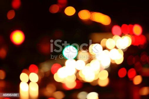 603907998 istock photo Defocused Street Lights 468964681
