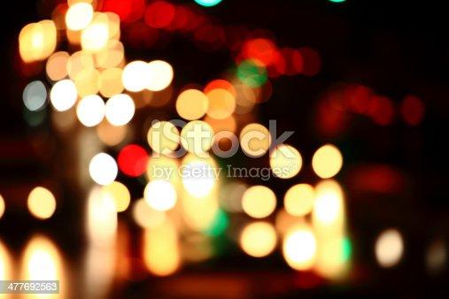 603907998 istock photo Defocused Street Lights 477692563