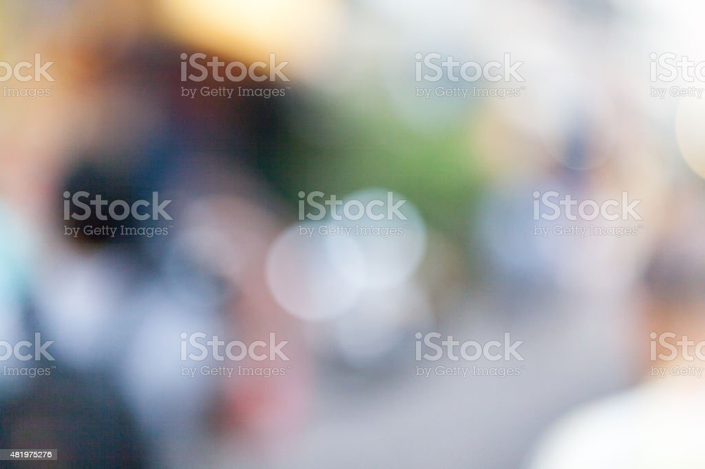 Defocused urban abstract texture background for your design stock photo