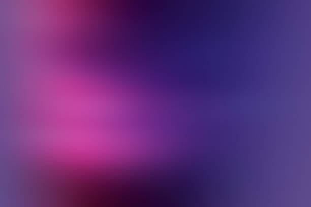 Defocused Violet Background stock photo