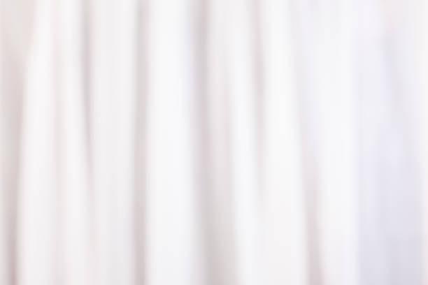 defokussierten weiße gardinen für hintergrund. - gardinen weiß stock-fotos und bilder