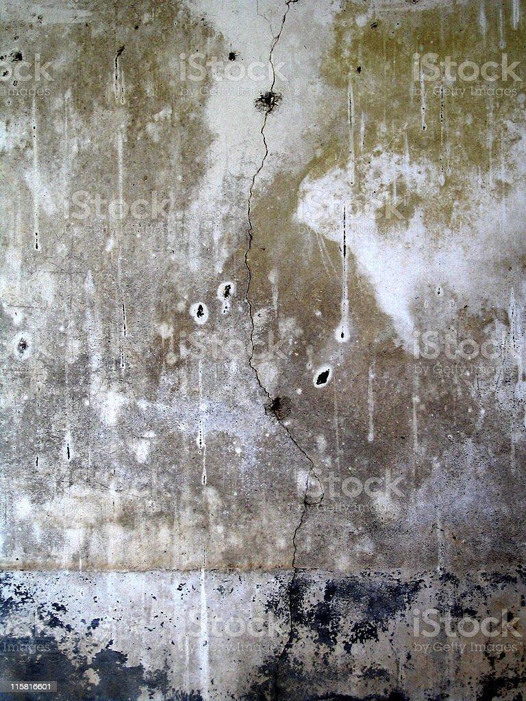 Degraded Wall V royalty-free stock photo