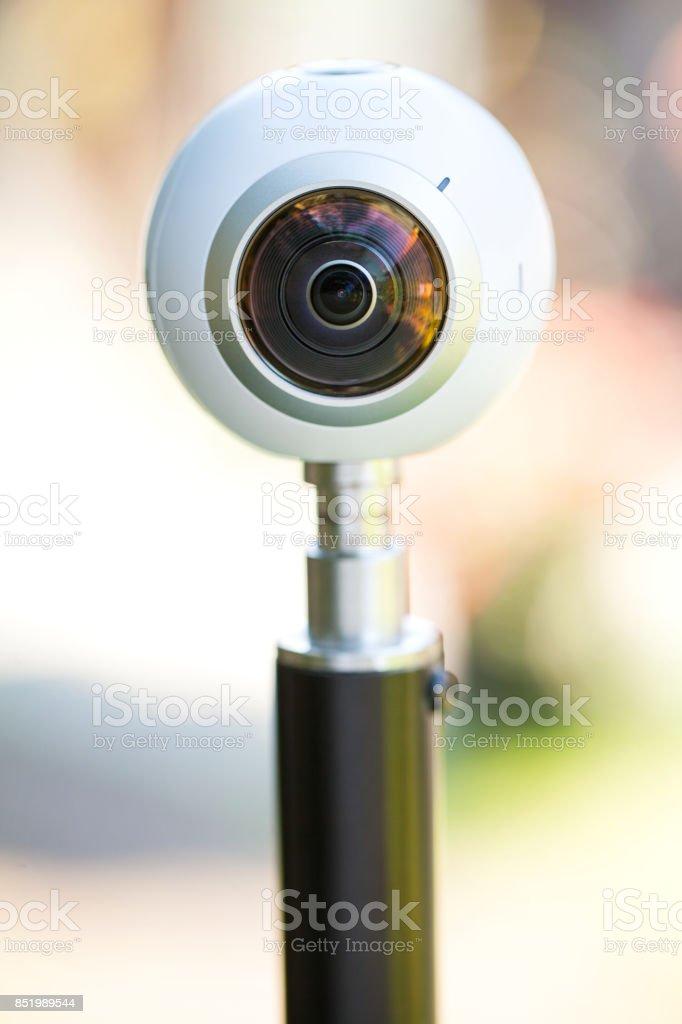 appareil-photo panoramique 360 degrés - Photo