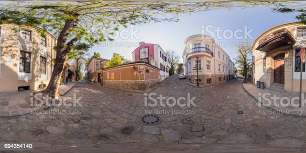 Degrees panorama of art gallery la boheme in plovdiv bulgaria picture id694354140?b=1&k=6&m=694354140&s=612x612&h=feopzqusrvwsiugk hqz qgrmj5alzu0fyduin0lzvc=