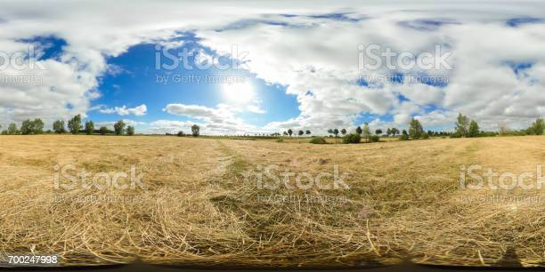 Degrees spherical panorama of a field with hay under sunnie blue sky picture id700247998?b=1&k=6&m=700247998&s=612x612&h=mq4hx0uiioid uffz4tvuhho6xlw5xinbbfdnf6x qq=