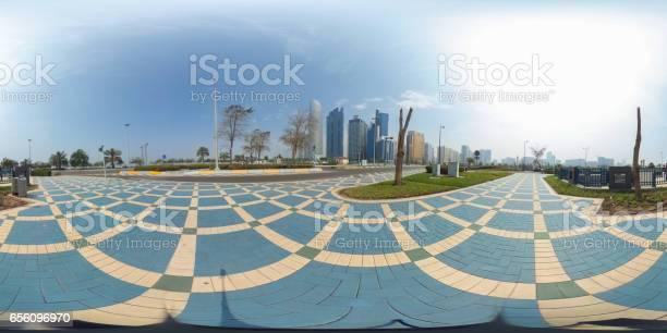 Degrees spherical panorama of the abu dhabi corniche with view of the picture id656096970?b=1&k=6&m=656096970&s=612x612&h=31t9m1wzsg3onocxxccksq6hv8a1kargh5sr15slfn4=