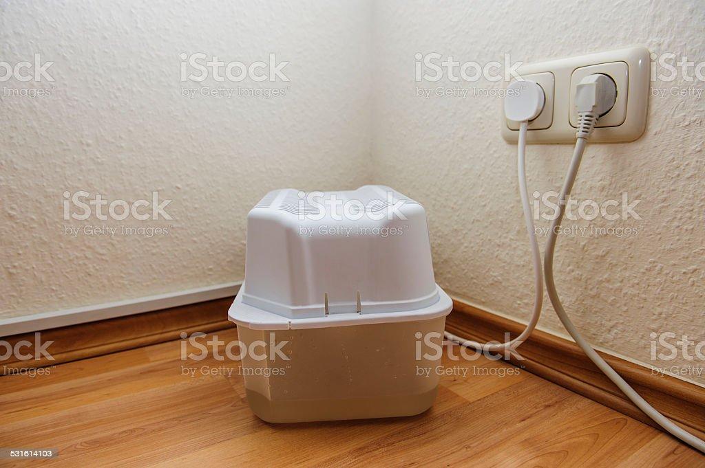 dehumidifiers stock photo