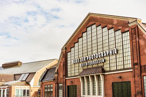 Deichtorhallen House of Photography in Hamburg