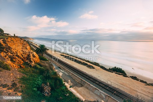 Del Mar San Diego Railroad and Ocean