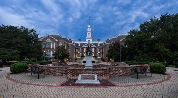 Delaware Legislative Hall stock photo