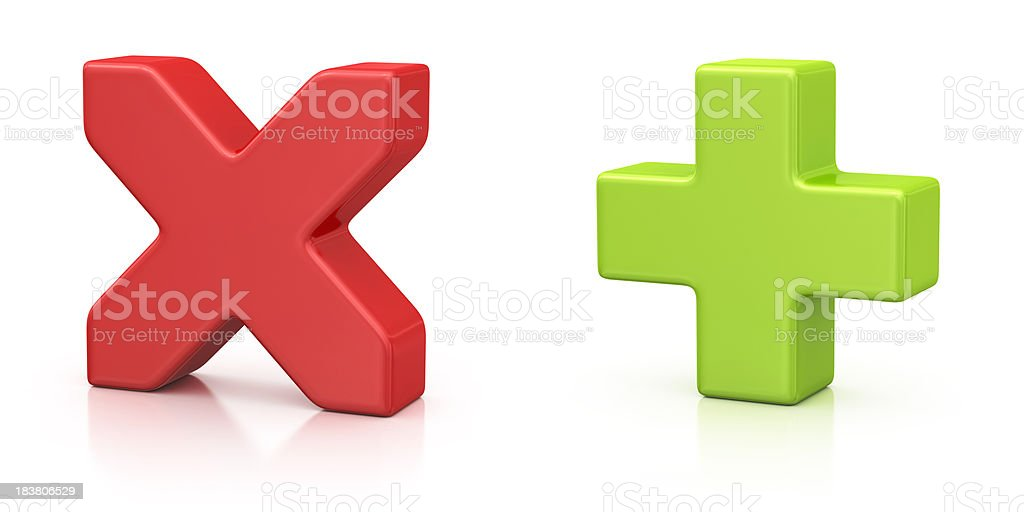 delete and add sign stock photo