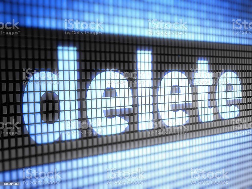 delete stock photo